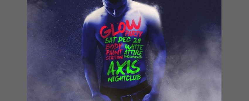 December Glow Party with The Glow Station Drag Painters