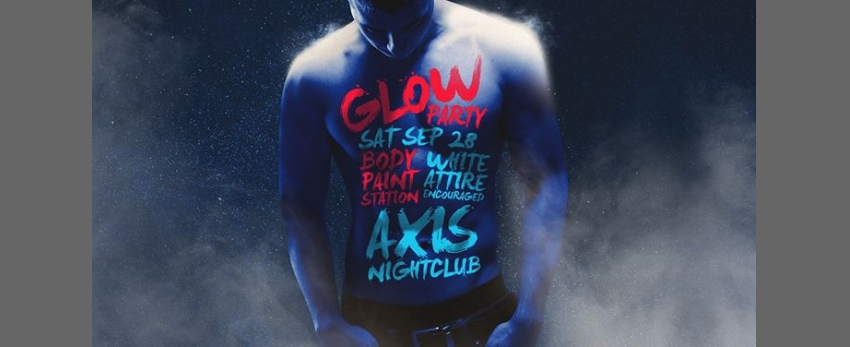 September Glow Party with The Glow Station Drag Painters