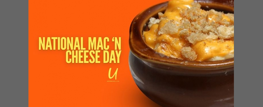 National Mac 'N Cheese Day