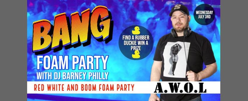 Bang! Foam Party