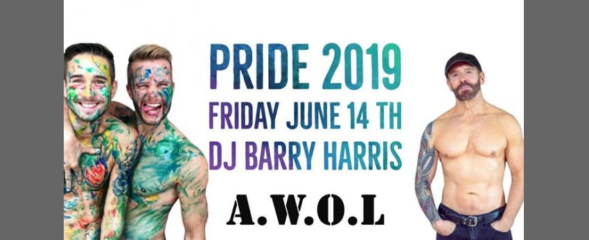 Pride Friday at AWOL