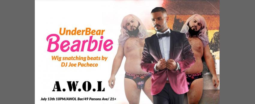UnderBear Bearbie edition