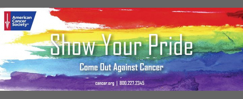 Show Your Pride: Come Out Against Cancer Columbus