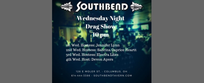 Wednesday Night Drag Show