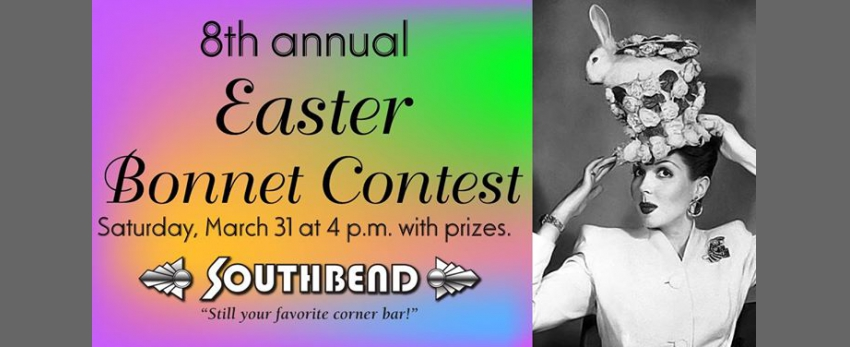 8th annual Easter Bonnet Contest