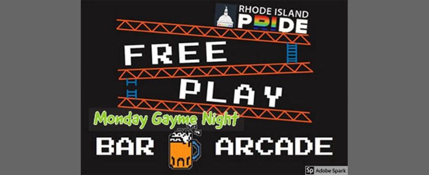 FreePlay Gayme Night for RI Pride