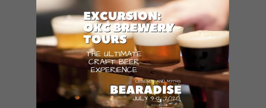 Bearadise Excursion Brewery Tour