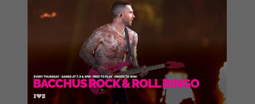 Rock·n·Roll Bingo