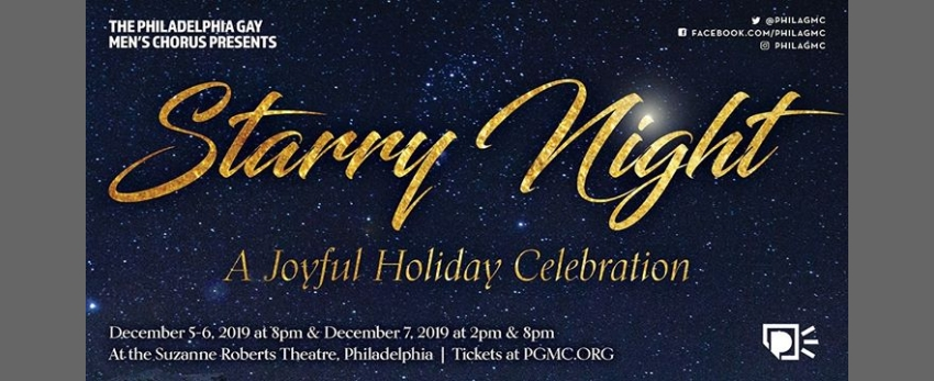 Starry Night: A Joyful Holiday Celebration