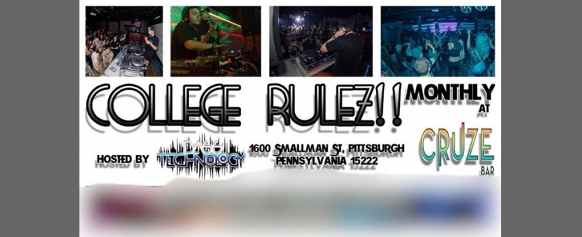 College Rulez : Hosted by Bass Technology