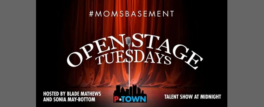Open Stage Tuesday