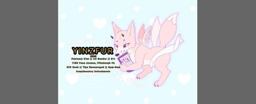 Yinzfur - Anti-Valentine's
