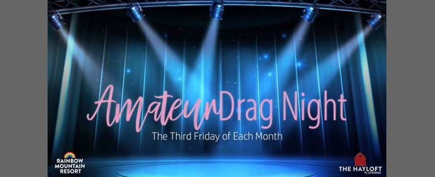 Amateur Drag Night