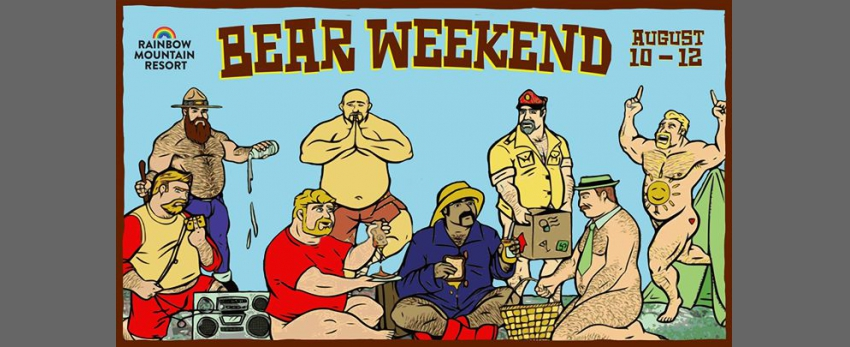 Bear's Weekend Summer 2018