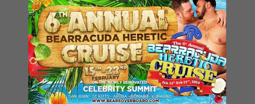 Bearracuda Heretic Cruise 2020!