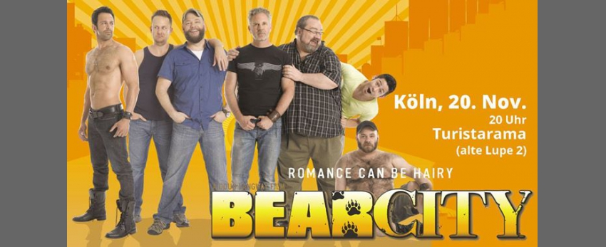 Bear City 1 - Romance Can Be Hairy