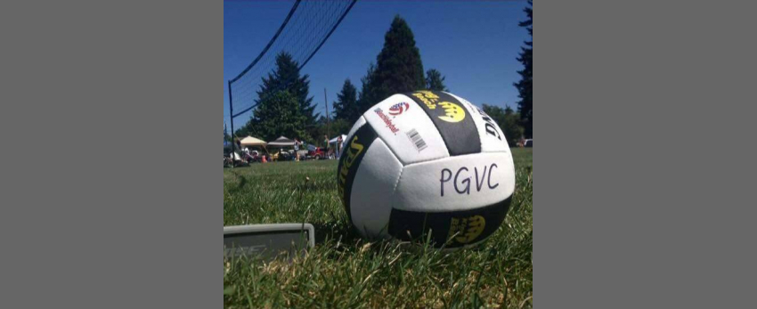 Grass Volleyball Tournament: quads, doubles, CASH!