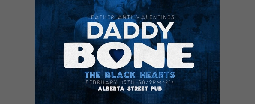 DaddyBone - The Black Hearts