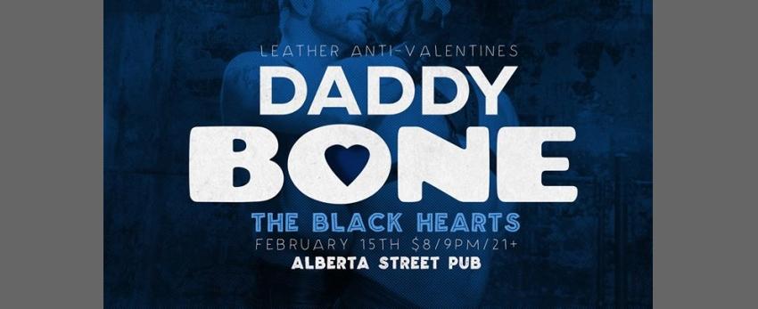 DaddyBone - The Black Hearts