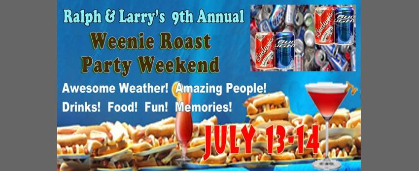 Annual Weenie Roast Weekend At Parliament Resort