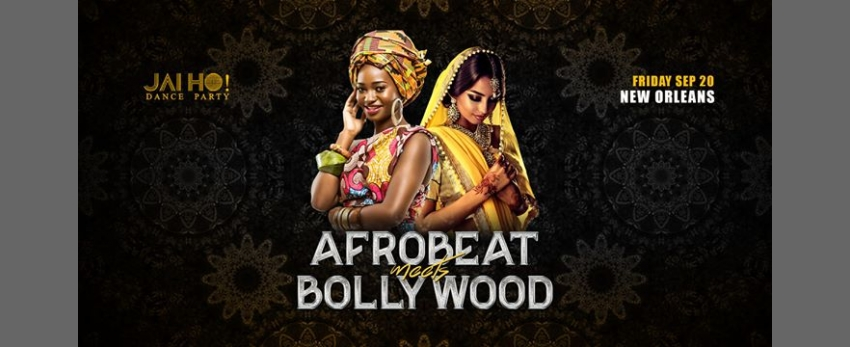 Nola Dance United: Afrobeats Meets Bollywood Night