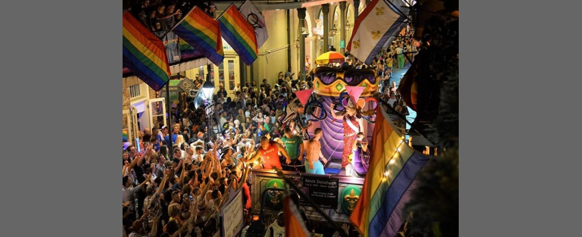 New Orleans Pride Parade: Presented by Walgreens