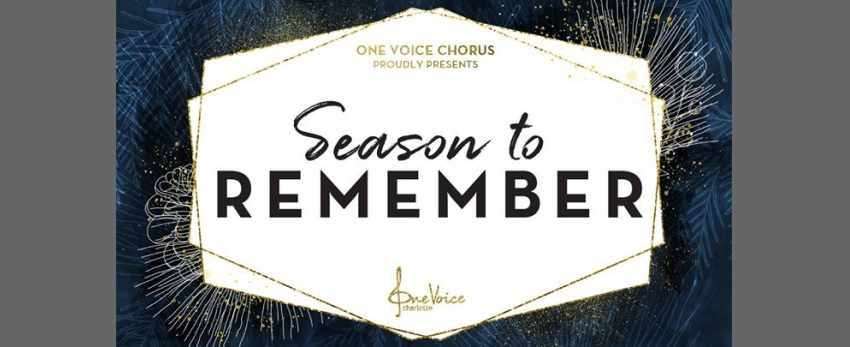 Season to Remember ~ Holiday Concert