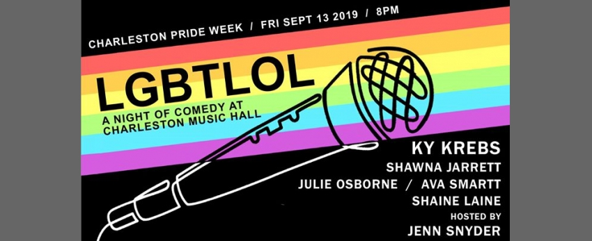 LGBTLOL: A Night of Comedy
