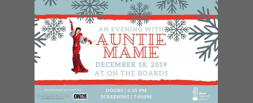 An Evening with Auntie Mame