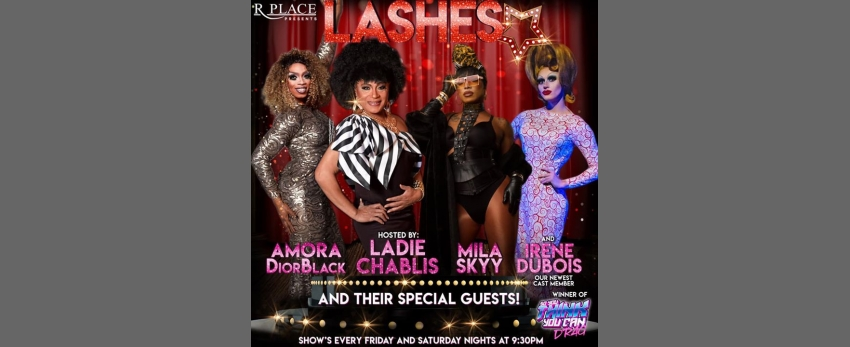 Lashes-A Drag Experience