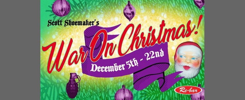Scott Shoemaker's War On Christmas