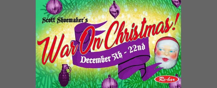 Scott Shoemaker's War On Christmas