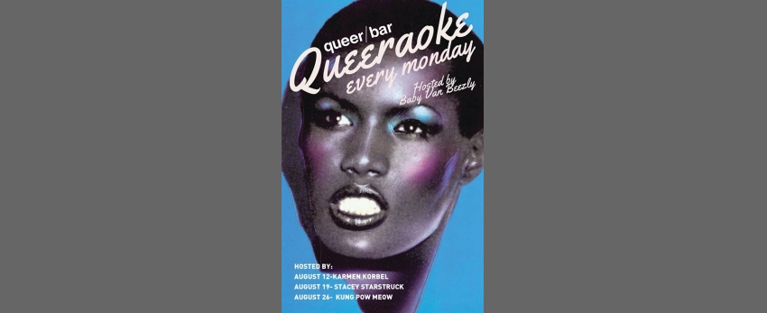 Queeraoke Mondays
