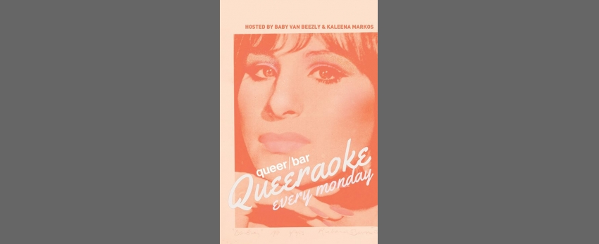 Queeraoke Mondays