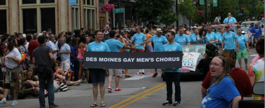 Des Moines Gay Men's Chorus
