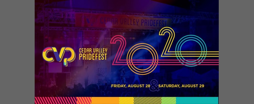 Cedar Valley Pridefest 2020