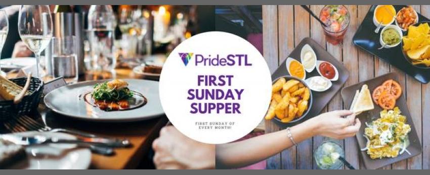 PrideSTL First Sunday Supper