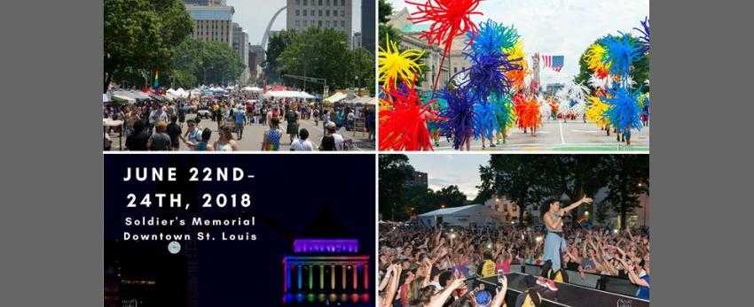 St. Louis PrideFest 2018