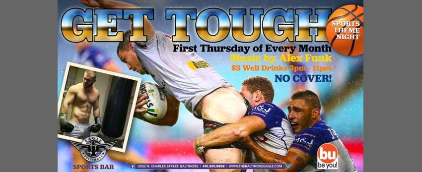 GET TOUGH Sports-Themed Thursdays