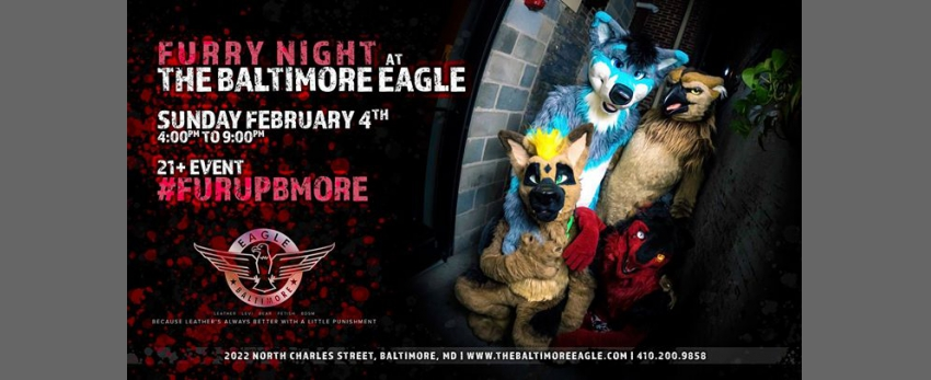 Furry Night at the Baltimore Eagle