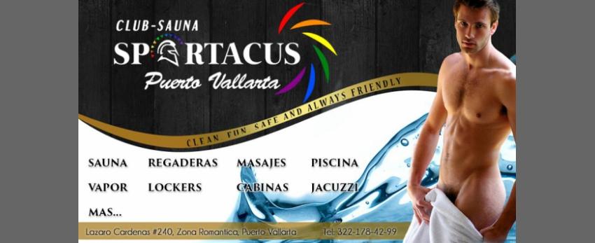 Spartacus Sauna