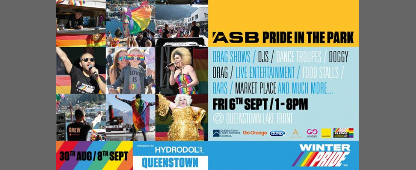 ASB Pride in the Park