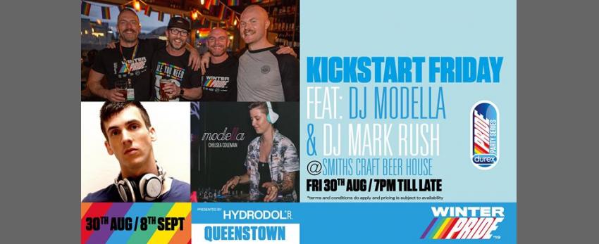 Kickstart Friday