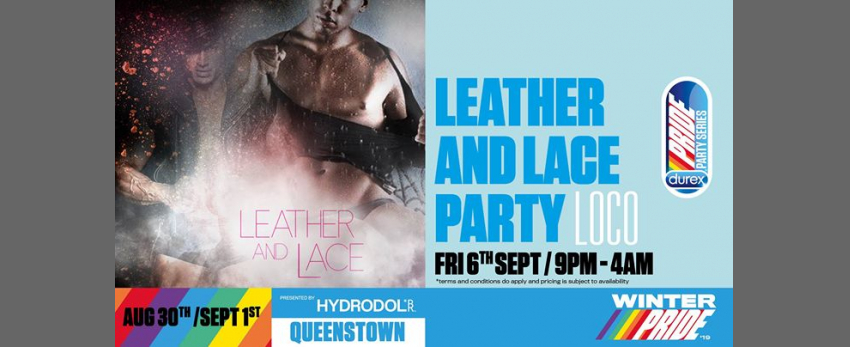 Leather & Lace Party