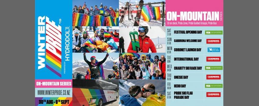 Winter Pride '19 On-Mountain Series