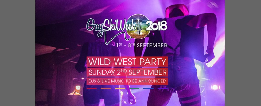Gay Ski Week QT - Wild West Party