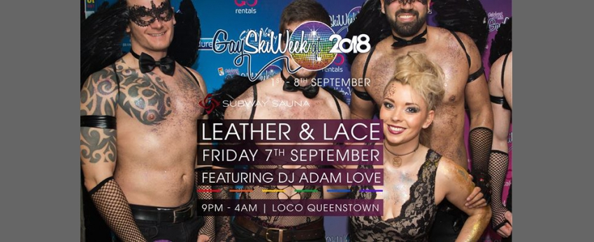 Subway Sauna Leather & Lace Party