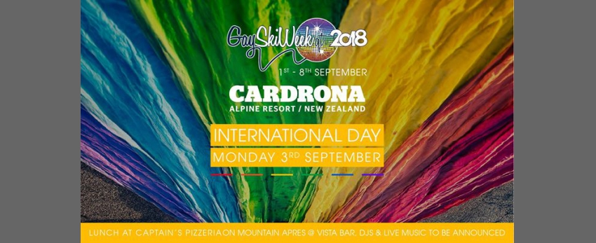 International Day at Cardrona