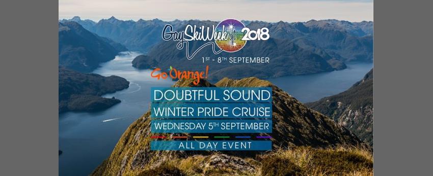 Doubtful Sound Winter Pride Cruise