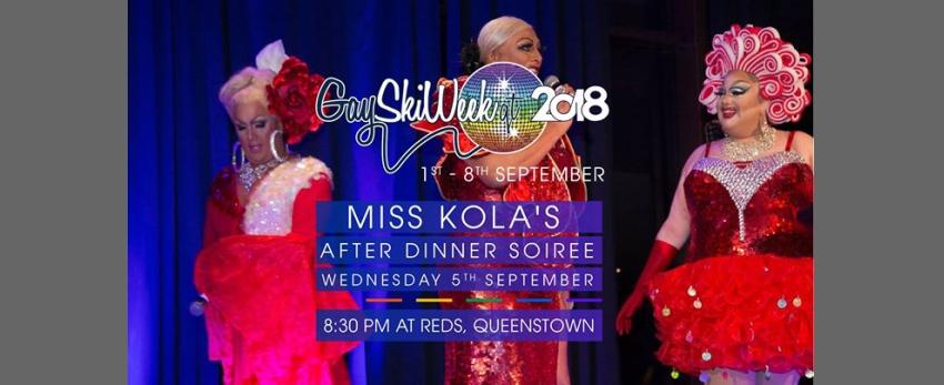 Miss Kola's Cabaret Soiree